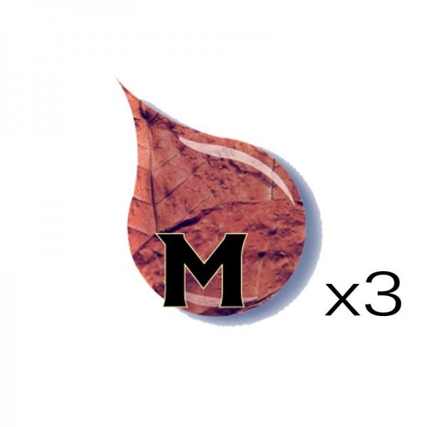 E Liquide LE DIL-M pack de 3