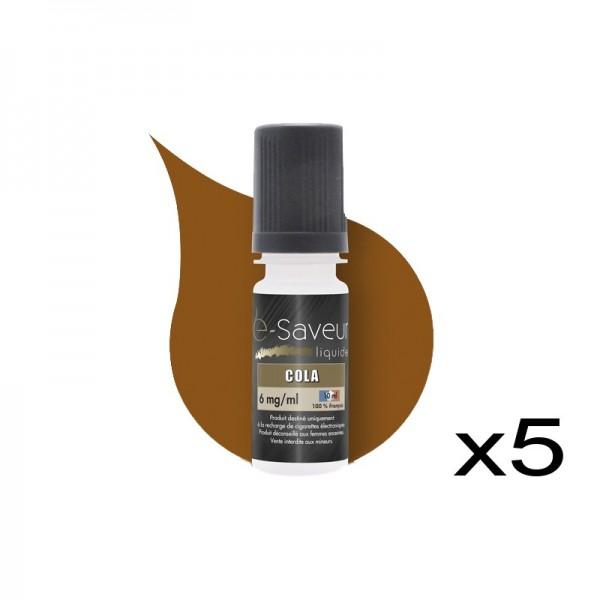 E-Liquide cola 10ml