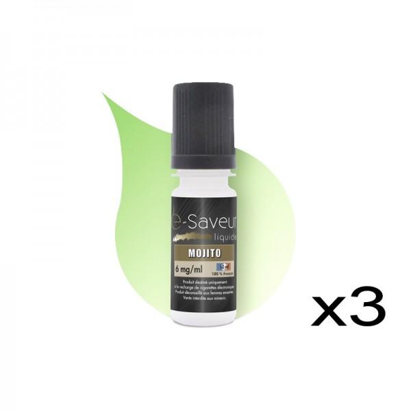 E-Liquide mojito 10ml