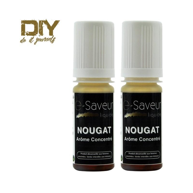 Arômes concentré  Nougat 10ml pack de 2