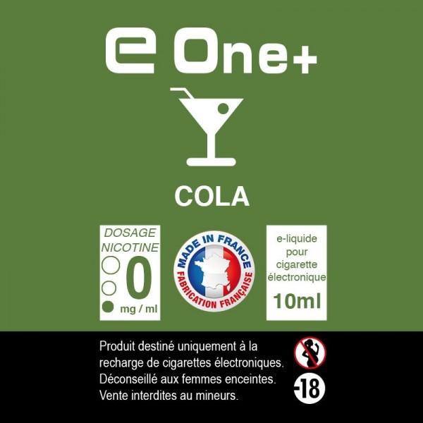 E-liquide Arôme Cola PACK DE 5 FLACONS