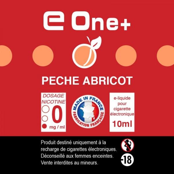 E-liquide Arôme Pêche Abricot x1flacon 10 ml