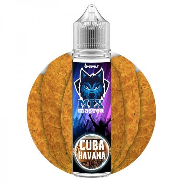 MIX MASTER CUBA HAVANA 50ml