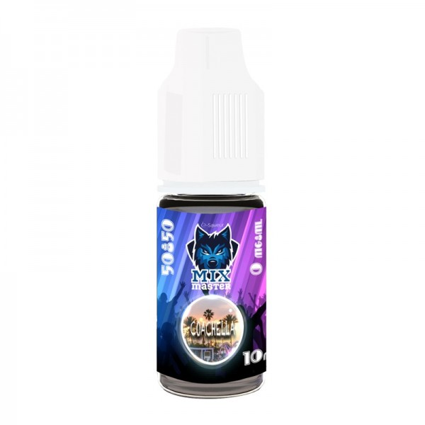 Mix Master COACHELLA 10 ml