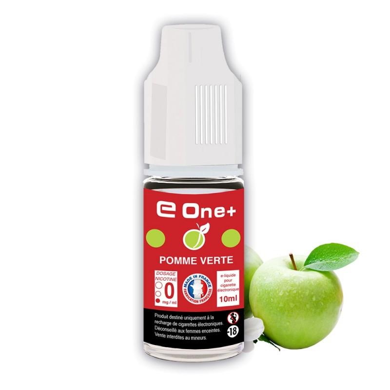 E-liquide Arôme Pomme Verte x1 flacon 10 ml