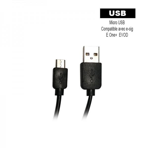 Câble de charge USB-Micro USB