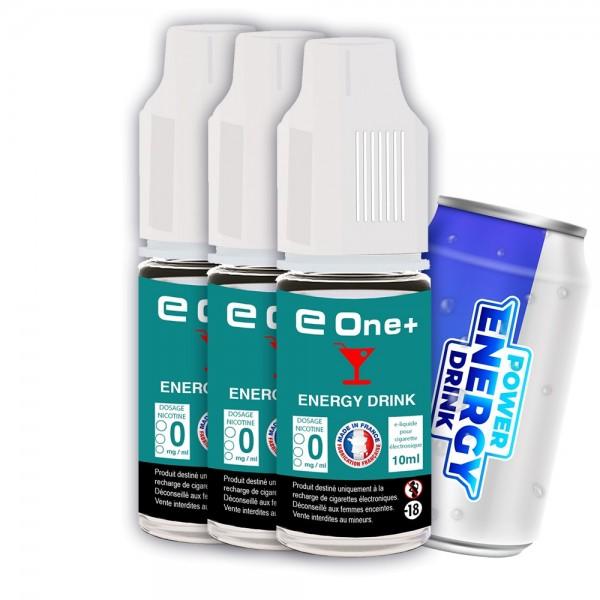 E-liquide Arôme Energy Drink PACK DE 3 FLACONS