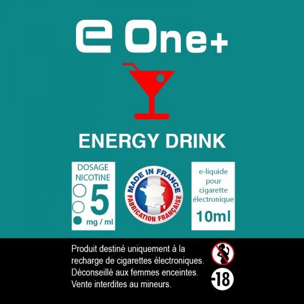 E-liquide Arôme Energy Drink PACK DE 5 FLACONS