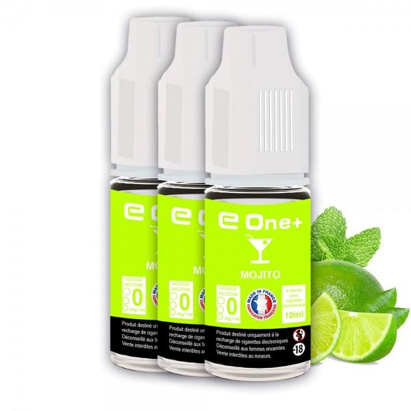 E-liquide Arôme Mojito PACK DE 3 FLACONS