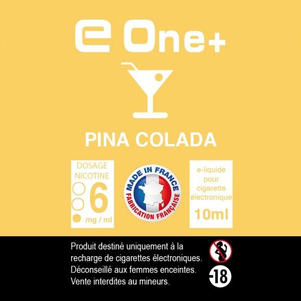 E-liquide Arôme Pina Colada PACK DE 3 FLACONS