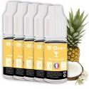 E-liquide Arôme Tabac Menthe PACK DE 3 FLACONS